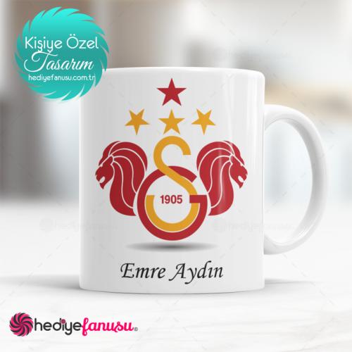 Galatasaray İsimli 4 Yıldızlı Kupa