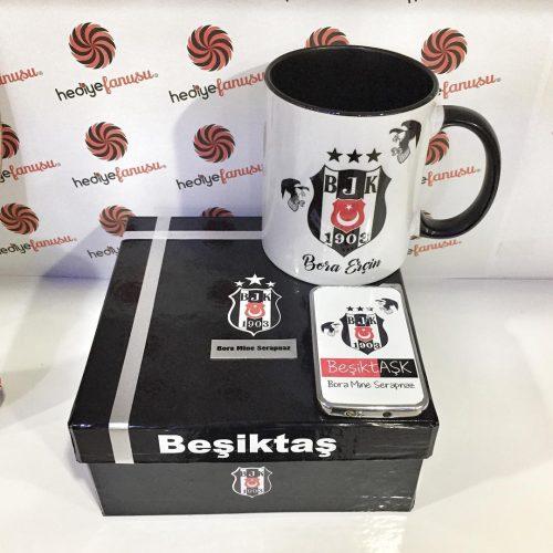Beşiktaş Çakmaklı ve Kupalı Kombin