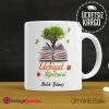 Edebiyat Öğretmeni Kupa Bardak 2