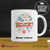 Fen Bilgisi Öğretmeni Kupa Bardak 5