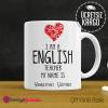 İngilizce Öğretmeni Kupa Bardak 8