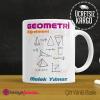 Matematik - Geometri Öğretmeni Kupa Bardak 10