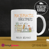 Matematik - Geometri Öğretmeni Kupa Bardak 3